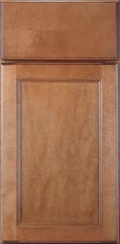Jamestown II Maple Door