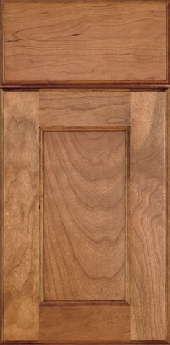 Jefferson II Cherry Door