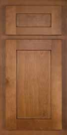 Atlanta I Oak Door