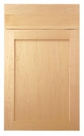 Parsons Maple Door