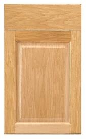 Duncan Rustic Hickory Door