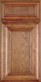 Wentworth I Cherry Door