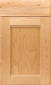 Pacifica Cherry Door