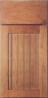 Nantucket II Maple Door