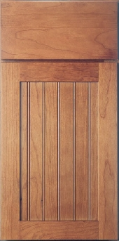 Nantucket II Cherry Door