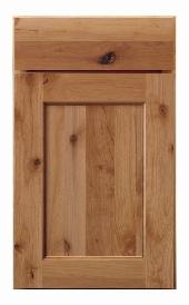 Newport Rustic Alder Door