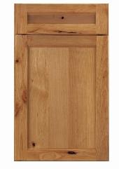 Mission Rustic Alder Door