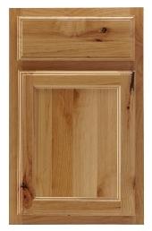 Hancock Rustic Alder Door