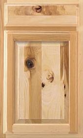 Arlington Rustic Hickory Door