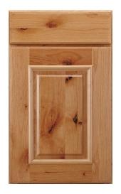 Roycroft Rustic Alder Door