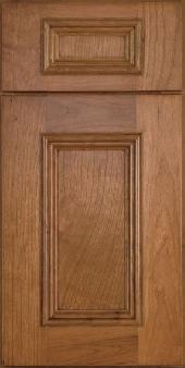 Northbrook Maple Door