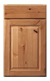 Duncan Rustic Alder Door