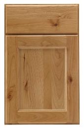 Lewis Rustic Alder Door