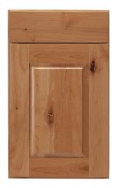 Terence Rustic Alder Door