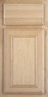 Brunswick II Birch Door