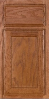 Cambridge Oak Door