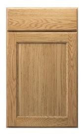 Lewis Rustic Hickory Door