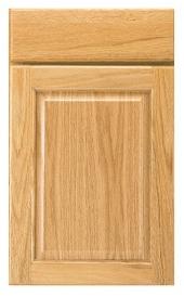 Towne Hickory Door