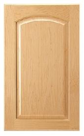 Towne Arch Maple Door