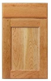 Allen Rustic Alder Door