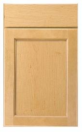 Adams Rustic Alder Door