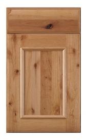 Gilbert Rustic Alder Door