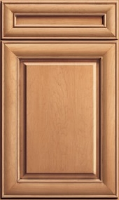 Villa Maple Door
