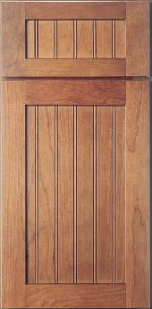 Nantucket I Maple Door