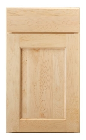 Newport Maple Door
