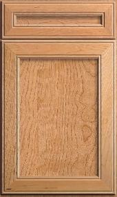 Portico Cherry Door